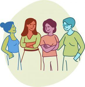 pause. menopause community